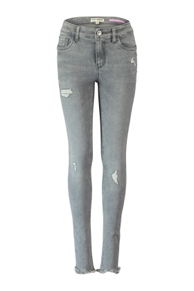 Skinny jeans met super soft high stretch