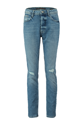 Jeans taille haute Ysaraw18