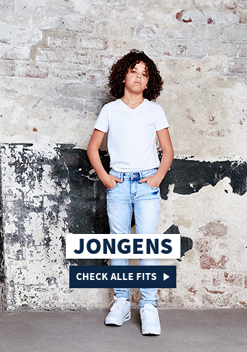 Jongens fit guide